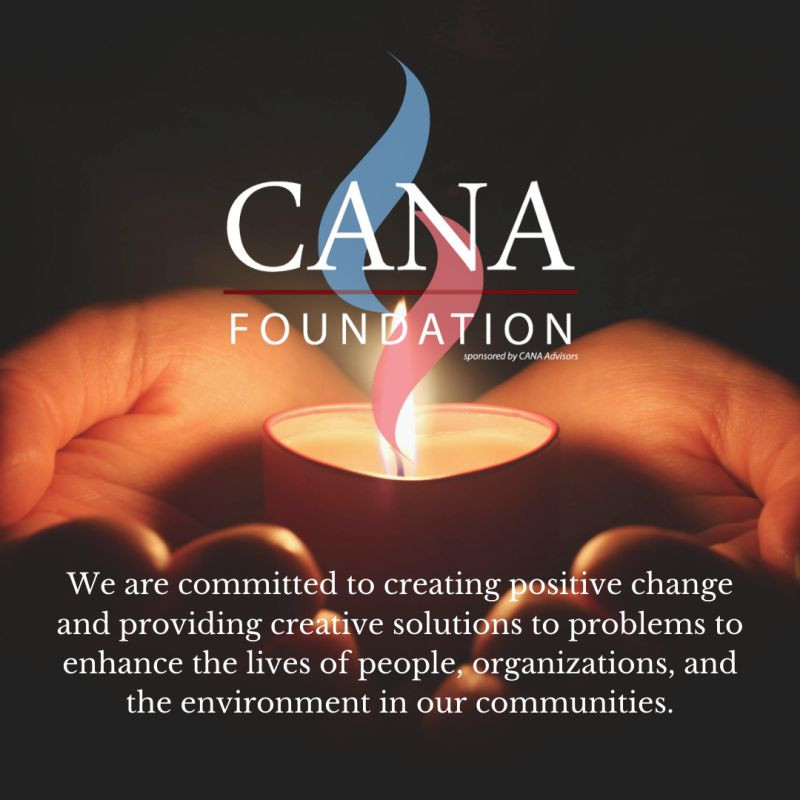 CANA Foundation graphic