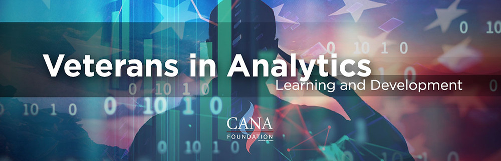 veterans in analytics graphic