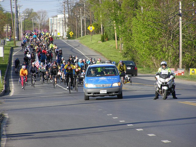 the bike tour escort