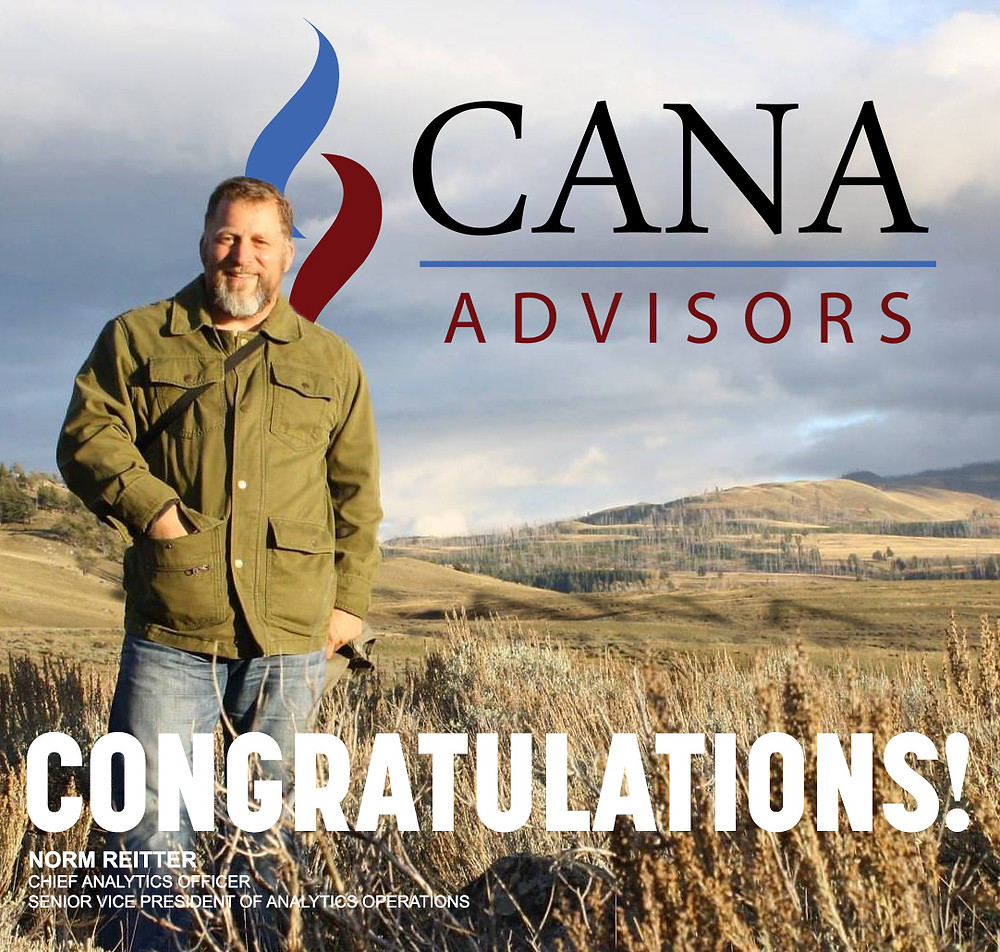 Norm Reitter of CANA Advisors