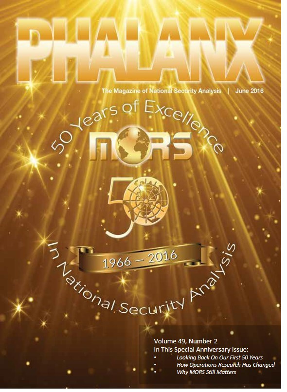 50th Anniversary Issue of Phalanx