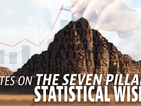 Notes on The Seven Pillars of Statistical Wisdom
