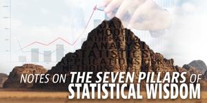 7 Pillars of Statistical Wisdom