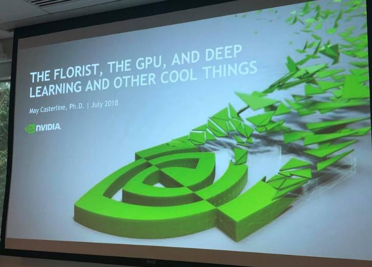 Presentation by Jerome Dixon