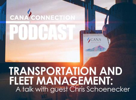 A Transportation and Fleet Management talk with Chris Schoenecker, CEO, RoadsideSystems
