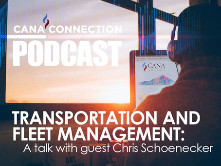 A Transportation and Fleet Management talk with Chris Schoenecker, CEO, RoadsideSystems