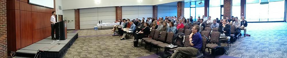 CSAM analytics presentations