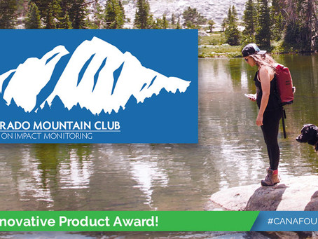 CANA and Colorado Mountain Club Team Up For The Win!