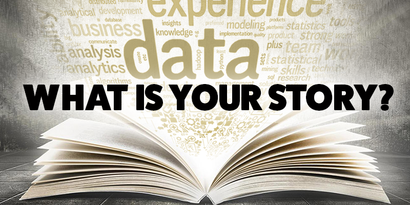 what is your data story?