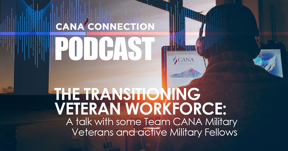 CANA Connection Podcast graphic