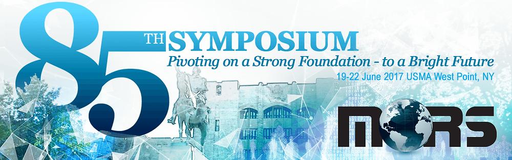 MORs 85th Symposium