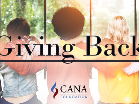 """CANA Members """"2017 Give Back Day"""""""