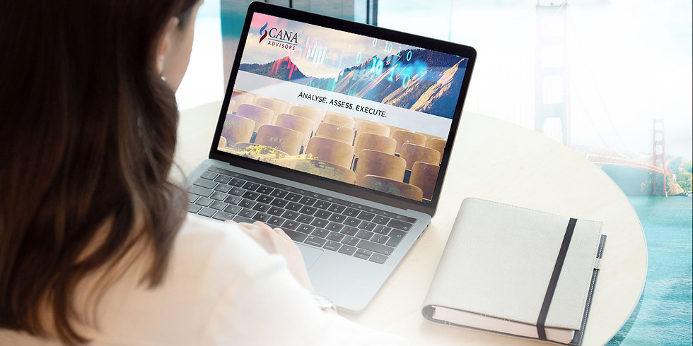 Working Virtually - Part 1: The CANA Virtual Way