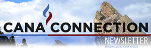 CANA Connection Newsletter banner