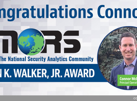 John K. Walker, Jr Award