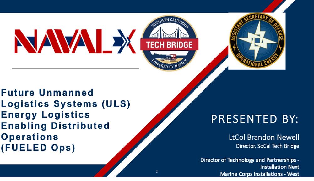 Naval-X presentation