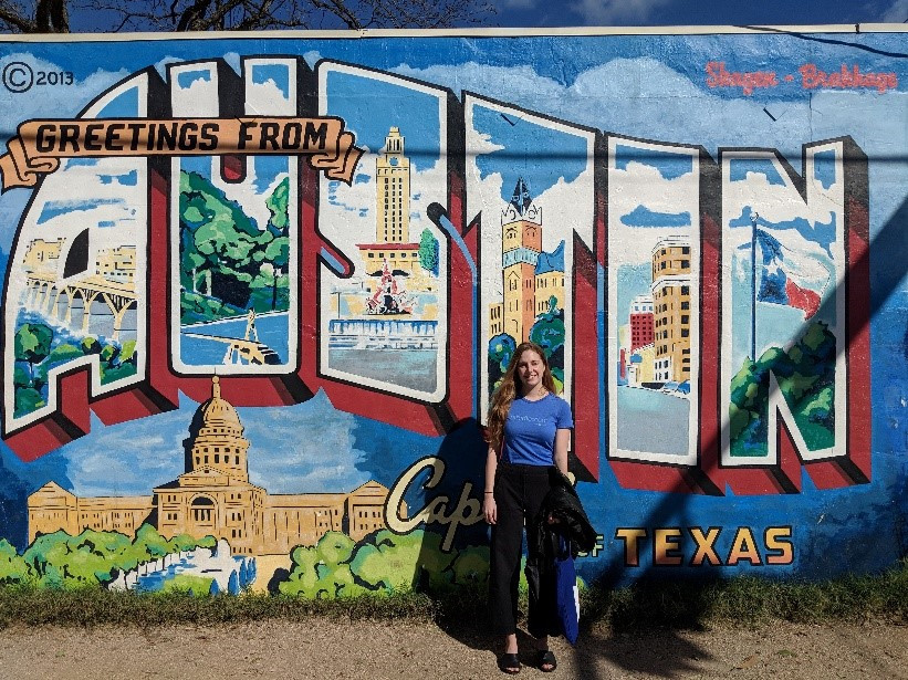 Greetings from Austin with Lucia Darrow