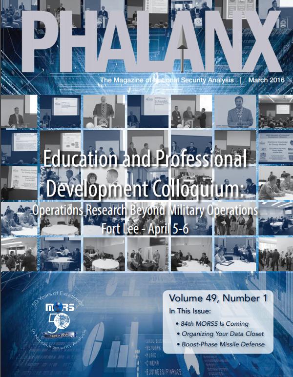 PHALANX Issue 49