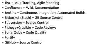agile bullet points