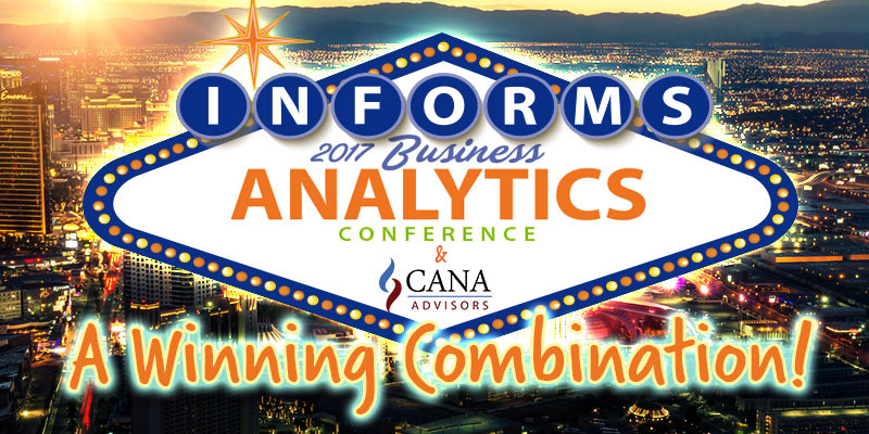 INFORMS 2017 Business Analytics Conference