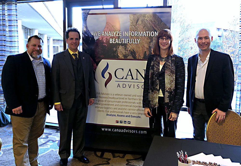 The CANA Team at METSM