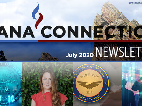 CANA Connection July 2020 Newsletter