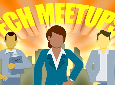 Tech Meetups: Working Remotely, Connecting Locally