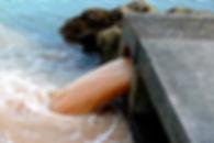 surf sun block zinc sea sap seasap salve zinc pollution sewage sewerage dirty ocean clean