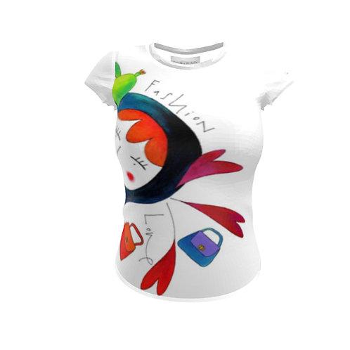 T-shirt Bambolina d'Amare