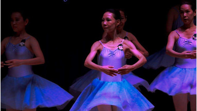 Adult Ballet, RBA Recital'17