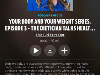 Weight & Body Image Podcast Interview