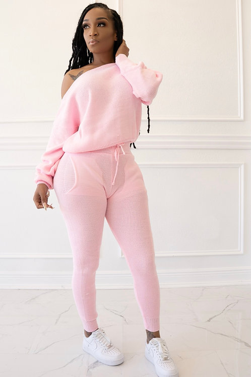 Knit Fit Pink