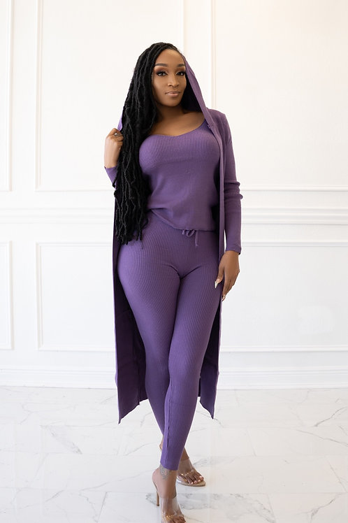 Care For Her Purple