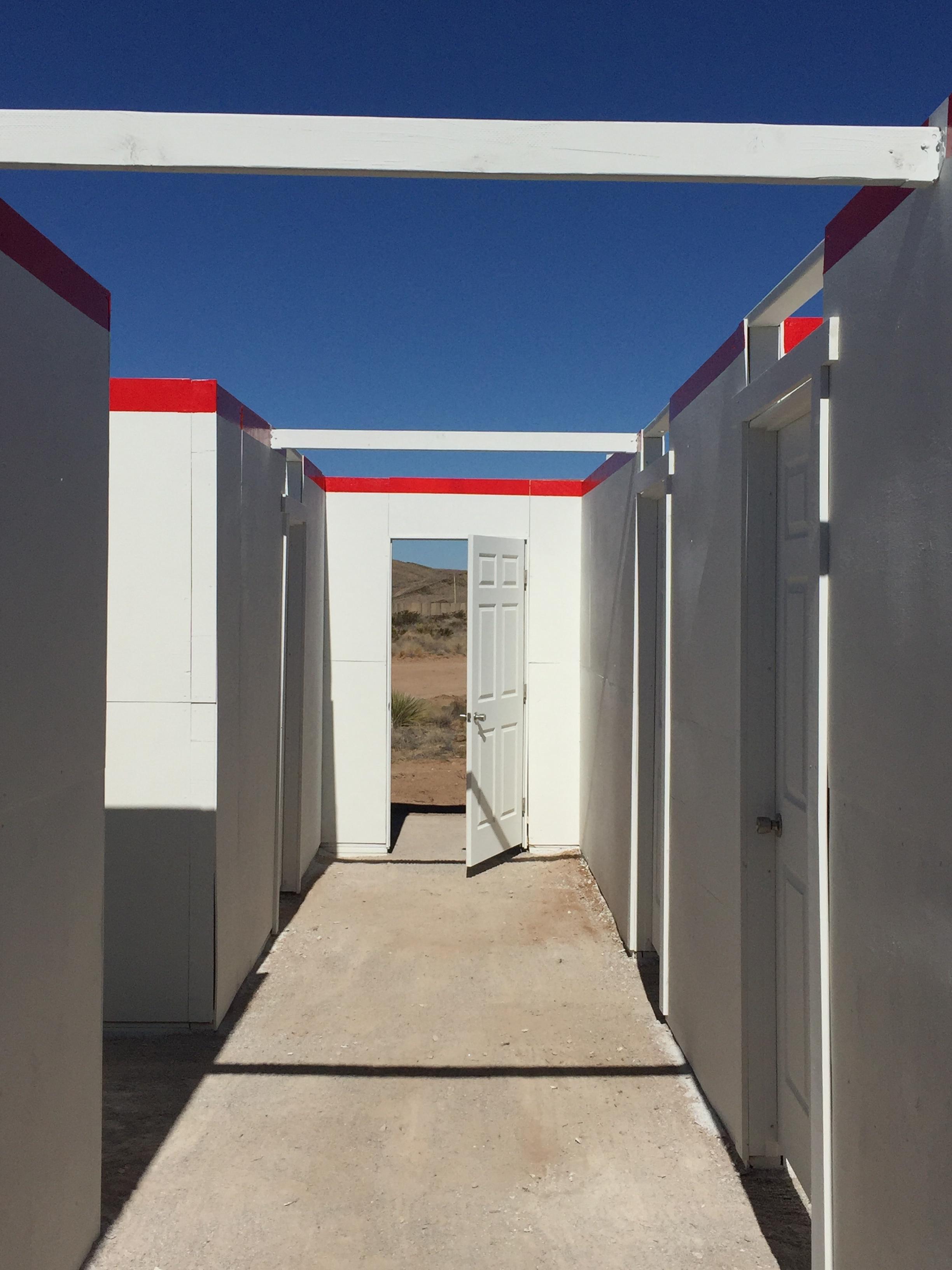 Tactical Ranch Shoot House
