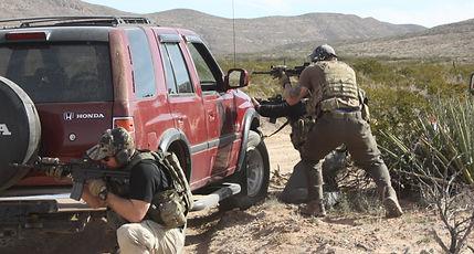 Counter Ambush Trainig