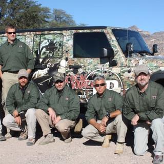 CSP's Tactical Training Cadre