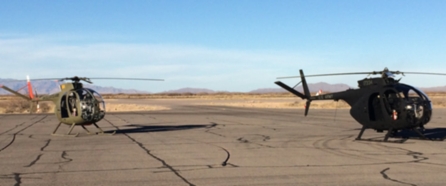 AH-6 Helicopters | CSP Mission Support