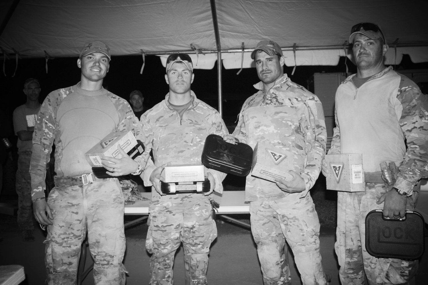 Tactical Ranch, Top Team 2015 Elite Tactical Challenge