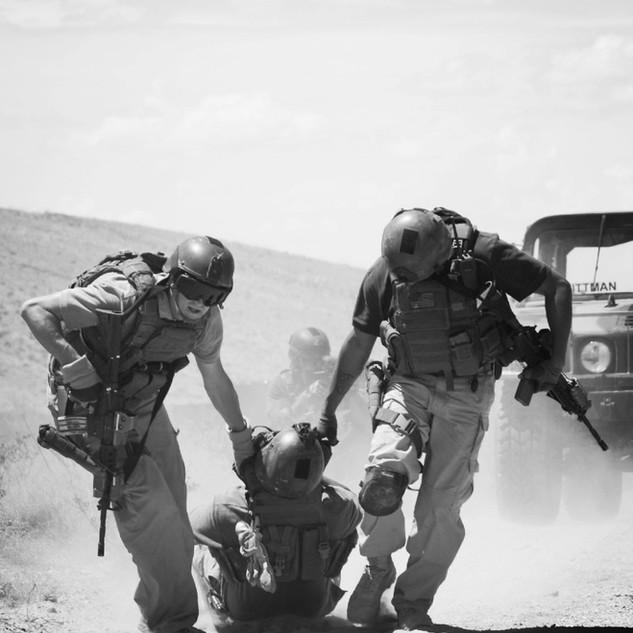 CSP's Counter Ambush Course