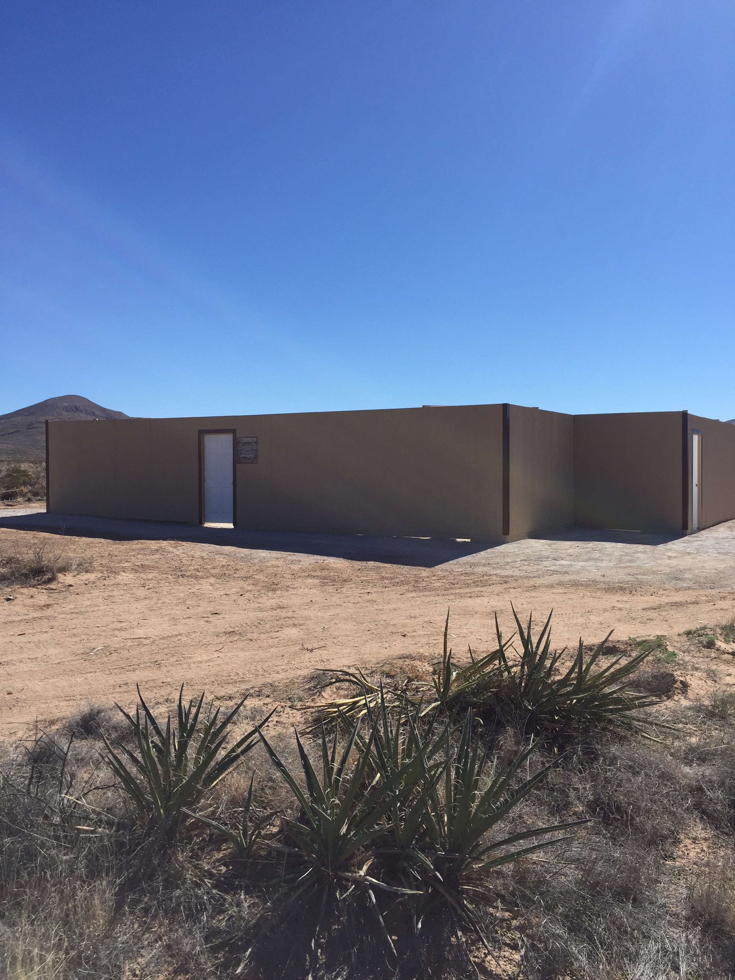 Tactical Ranch Shoot House