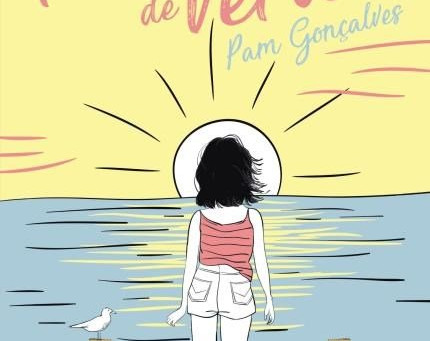"""RESENHA de """"Uma História de Verão"""", de Pam Gonçalves - #FOLIALITERARIA2018"""