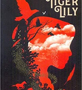 """RESENHA de """"Tiger Lily"""", de Jodi Lynn Anderson"""