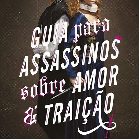 """RESENHA de """"Guia para assassinos sobre amor e traição"""", de Virginia Boecker - #TURISTALITE"""