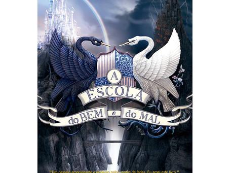 """RESENHA de """"A Escola do Bem e do Mal"""" (Série A Escola do Bem e do Mal - vol. 01), de Soman"""