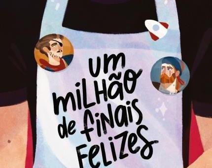 """RESENHA de """"Um Milhão de Finais Felizes"""", de Vitor Martins - #BUDDYREADDLX"""