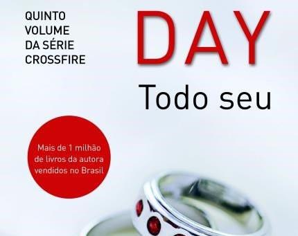"RESENHA de ""Todo Seu"" (Série Crossfire - vol. 05), de Sylvia Day (+18)"