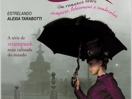 """RESENHA de """"Alma?"""" (Série Protetorado da Sombrinha - vol. 01), de Gail Carriger"""