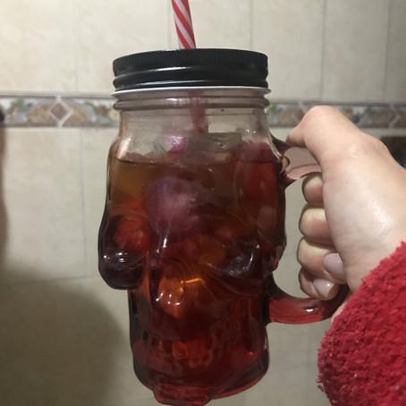 COMIDAS LITERÁRIAS - Chá gelado americano (Dumplin')