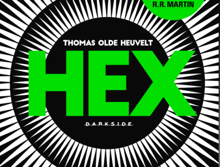 "RESENHA de ""Hex"", de Thomas Olde Heuvelt"