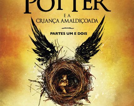 """RESENHA de """"Harry Potter e a Criança Amaldiçoada"""", de J. K. Rowling"""